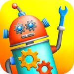 tiny robot maker app icon