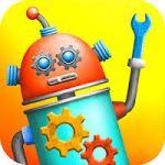 tiny robot maker app icon