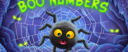 Boo Numbers main screen